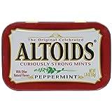 Altoids - Traditional Peppermint Tin - 1.76 oz. (Tamaño: 1.76 Ounces)