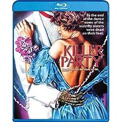 Killer Party (1986) [Blu-ray]
