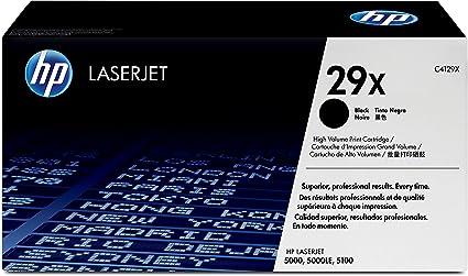 HP N°29X Cartouche de Toner Noir