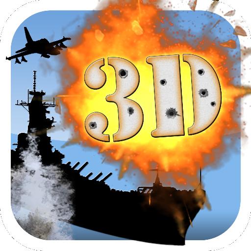 Battleships 3D front-132868