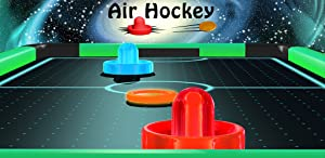 Air Hockey - Ice to Glow Age (Free) from Wonderful Games AG
