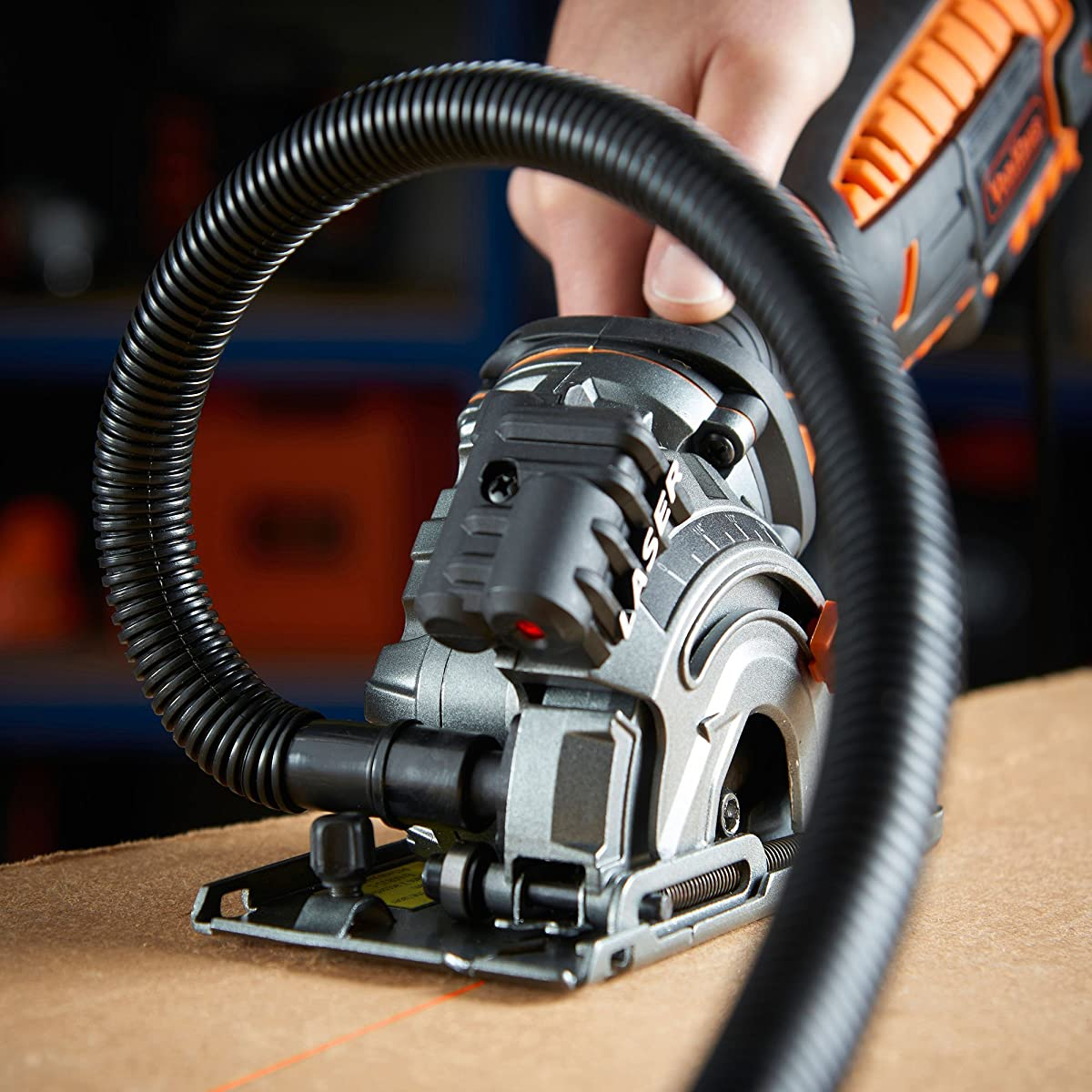 Vonhaus Ultra Compact Circular Saw 5 8 Amp With Laser