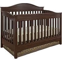 Eddie Bauer Langley 3-in-1 Convertible Crib (Walnut )