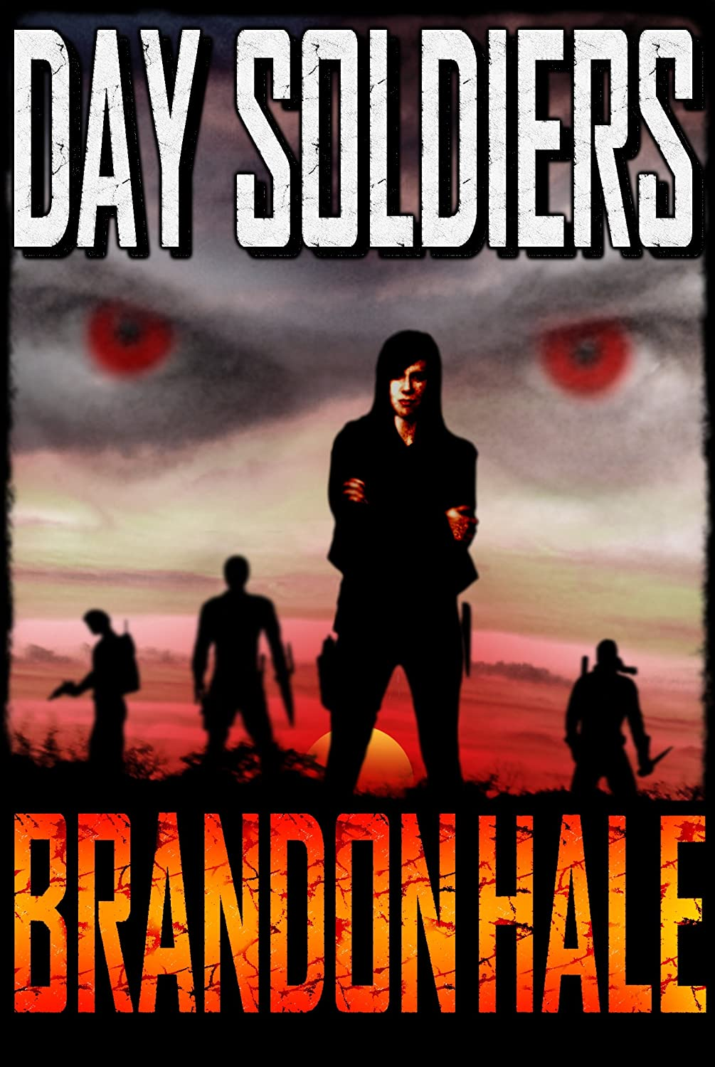 Brandon Hale, trilogy, paranormal, fantasy novel