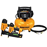 Bostitch BTFP2KIT 2-Tool and Compressor Combo Kit