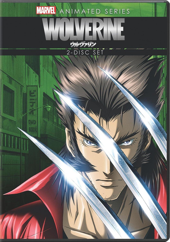 Wolverine (Anime Series) Watch Full Episodes Online - Milo Ventimiglia