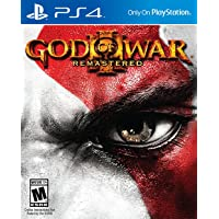 God of War 3 Remastered for PlayStation 4 by Sony