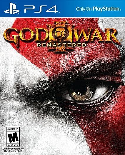 Dvd God of War 3 God of War 3 Remastered