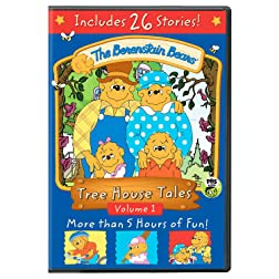 Berenstain Bears: Tales From the Tree House, Volume 1