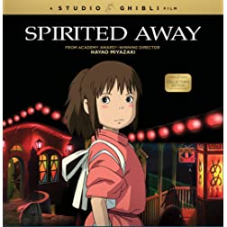 Spirited Away Collector's Edition (Bluray/CD/Book) [Blu-ray]