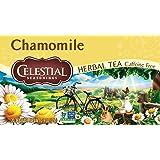 Celestial Seasonings Herbal Tea, Chamomile, 20 Count (Pack of 6) (Tamaño: 20 Count (Pack of 6))