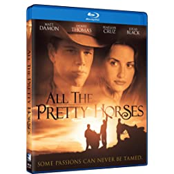 All the Pretty Horses [Blu-ray]