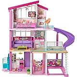 Barbie DreamHouse (Color: Multicolor, Tamaño: n.a.)