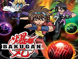 Bakugan Battle Brawlers Season 2