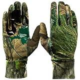 Mossy Oak Camo Tech Hunt Glove, Obsession, One Size