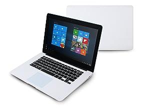 Proscan PLTNB1432 14.1 Portable Notebook Windows 10 Intel 1.8GHz Quad Core, 32GB Memory, 2GB RAM