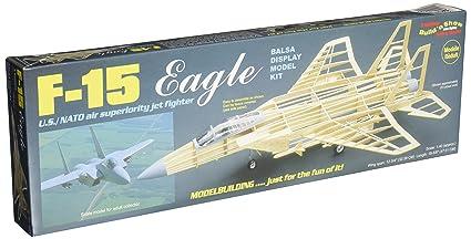 Maquette en bois - F-15 Eagle