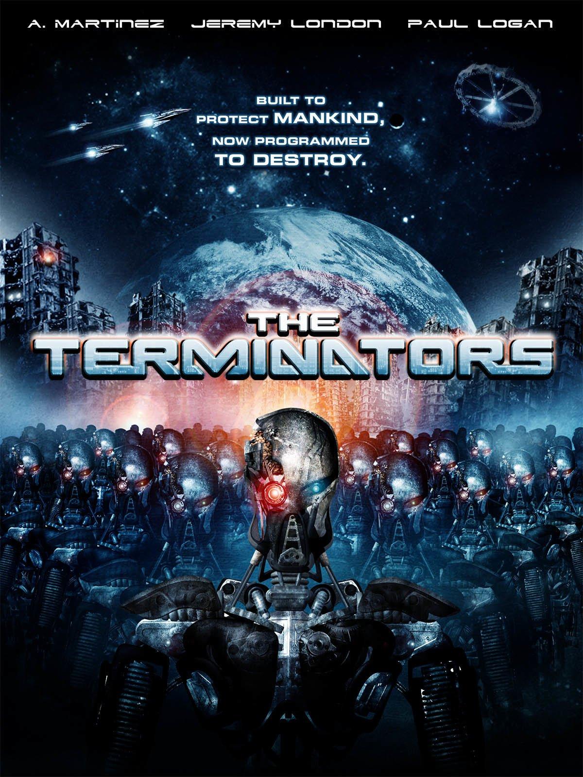 The Terminators on Amazon Prime Instant Video UK