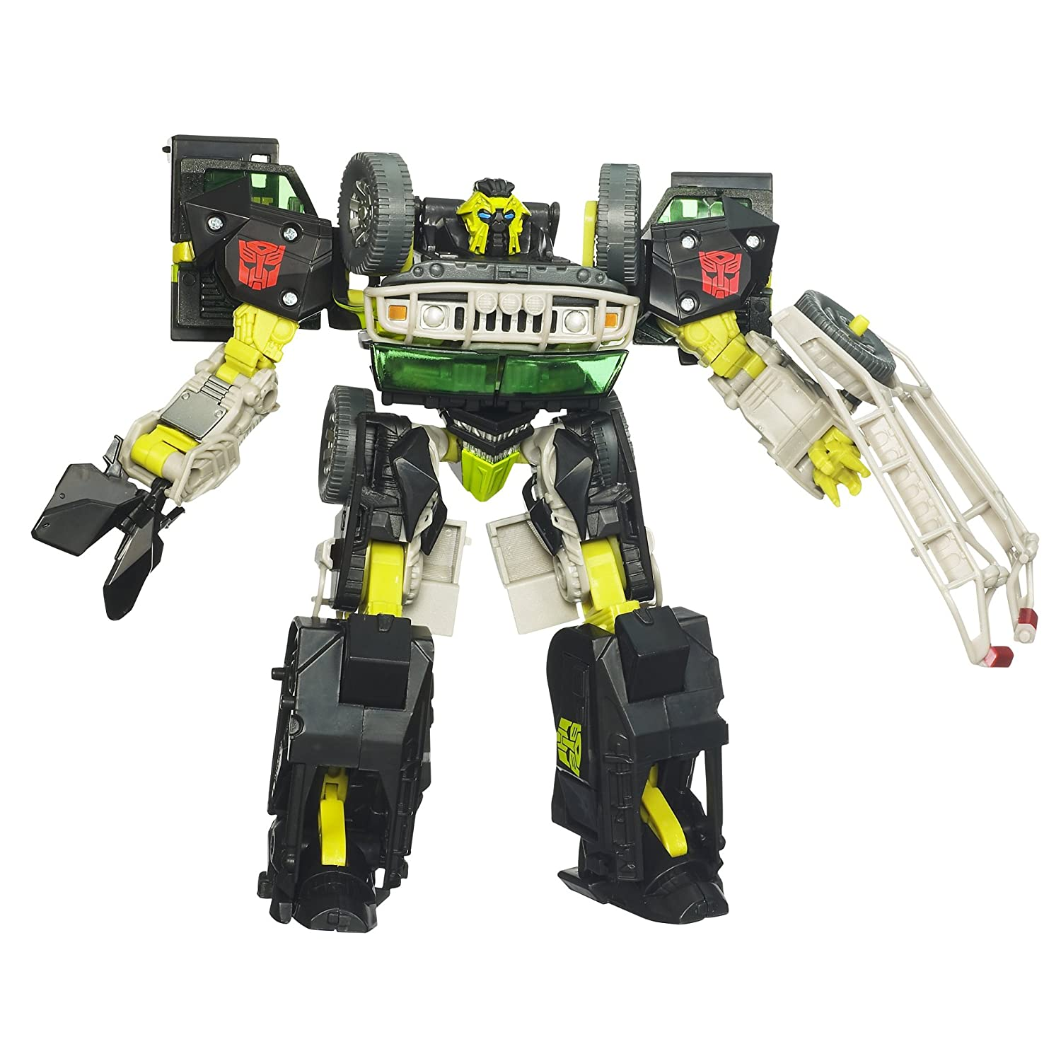 Transformers - Hunt for the Decepticon - Level 3 - Voyager Class - Autobot Night Ops Ratchet