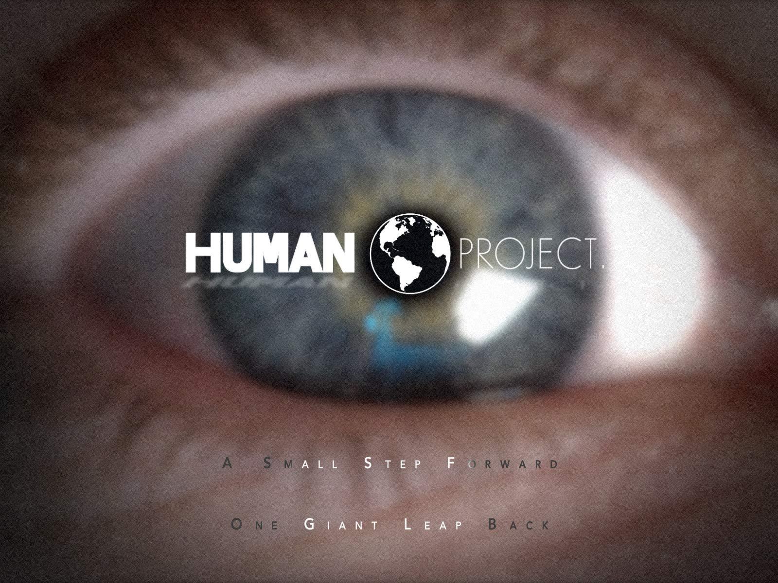 Human Project on Amazon Prime Video UK