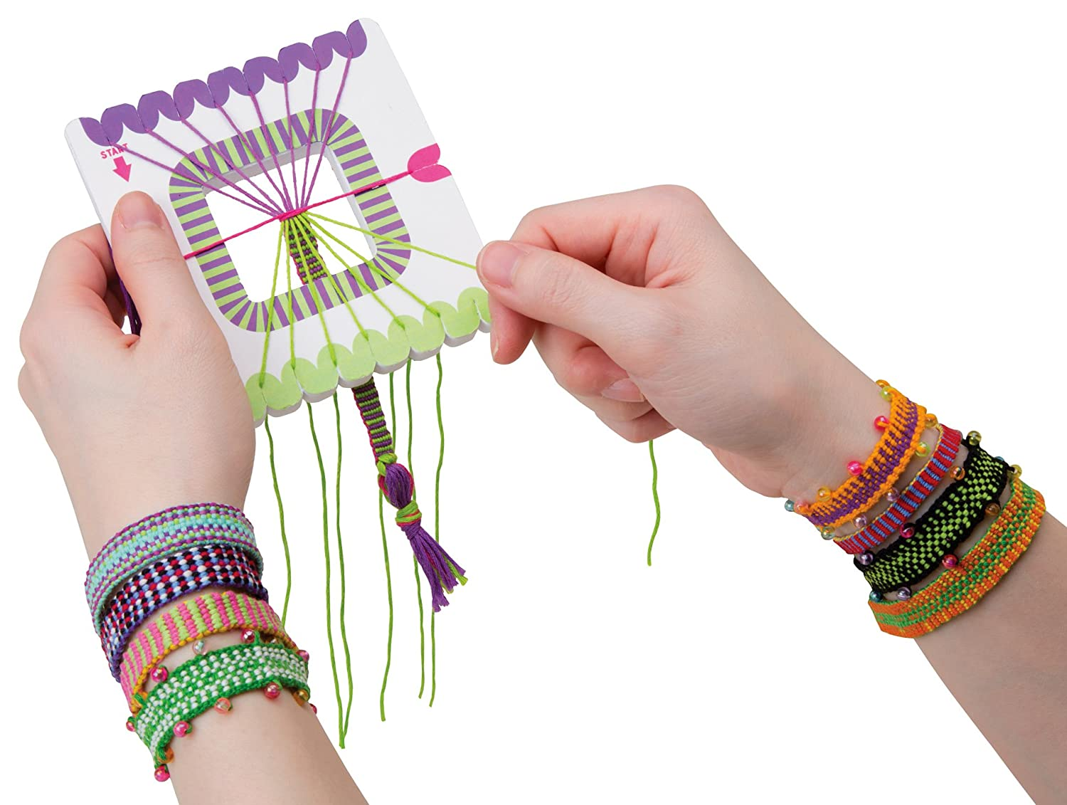 Do-it-Yourself Wear, Ultimate Friendship Bracelet Party Kit
