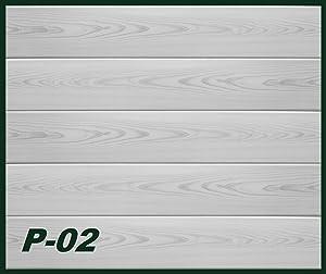 20 m2 XPS Deckenpaneele Wandpaneele Paneele Dekor Wand Innen 100x16,7cm, P02  BaumarktÜberprüfung und weitere Informationen