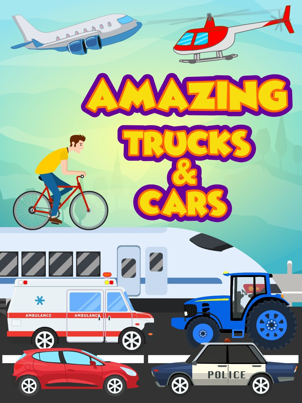 Amazing Trucks And Cars