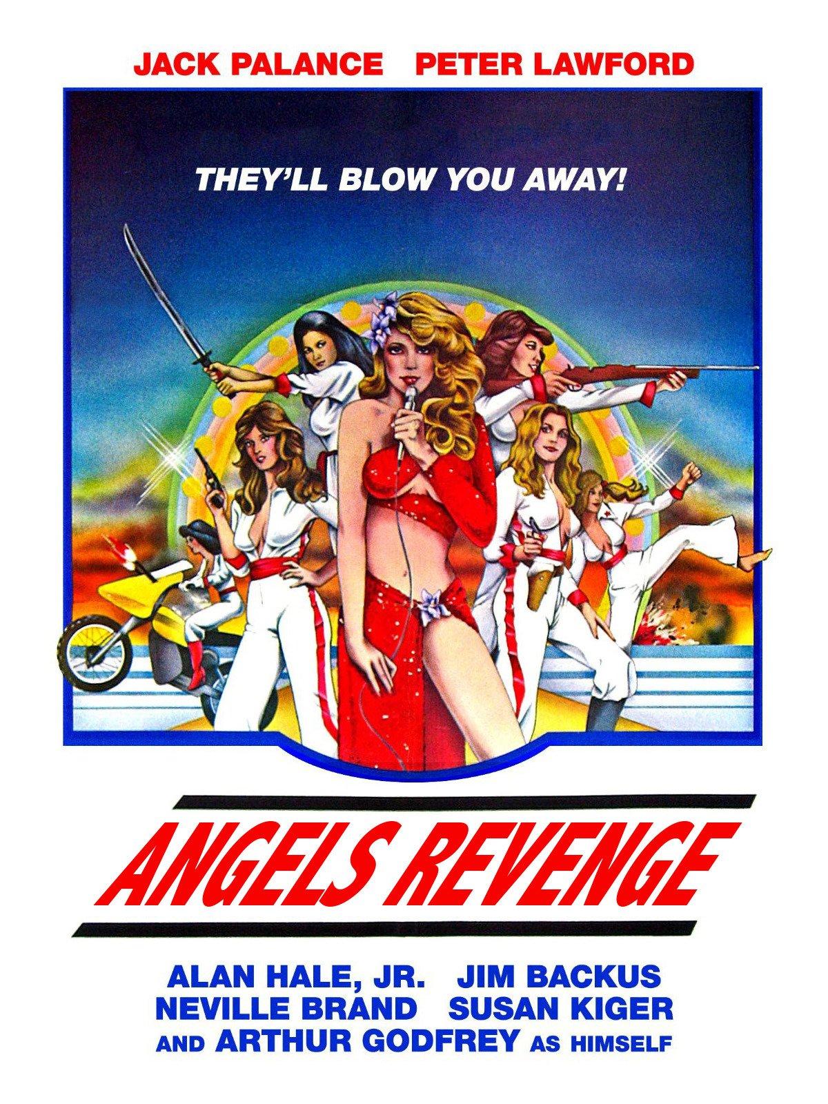 Angels Revenge on Amazon Prime Video UK