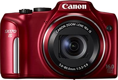 Canon Powershot SX170 16MP Digital Camera