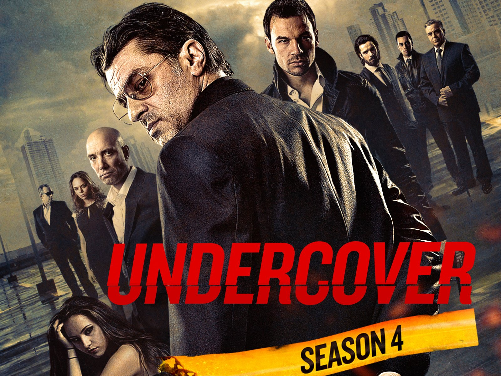 Undercover (ENG SUBTITLED) - Season 4