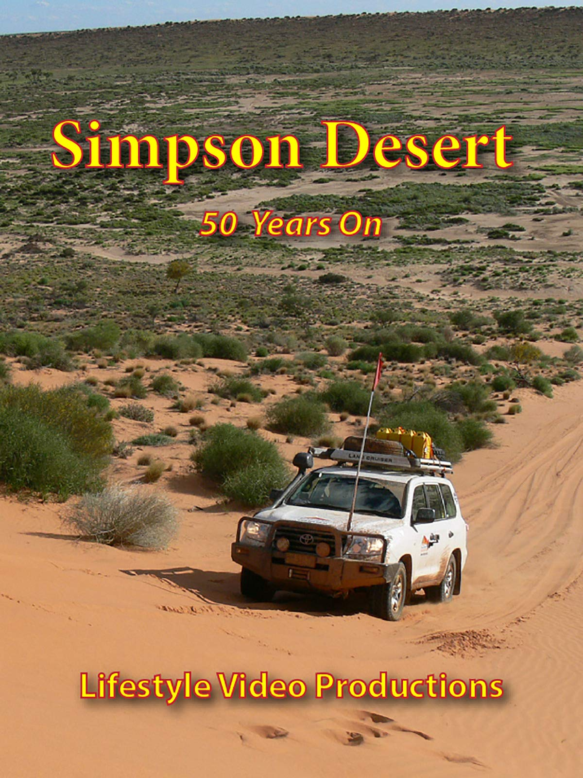 Simpson Desert: 50 Years On on Amazon Prime Instant Video UK