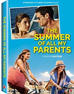 Book Cover: Summer of All My Parents
