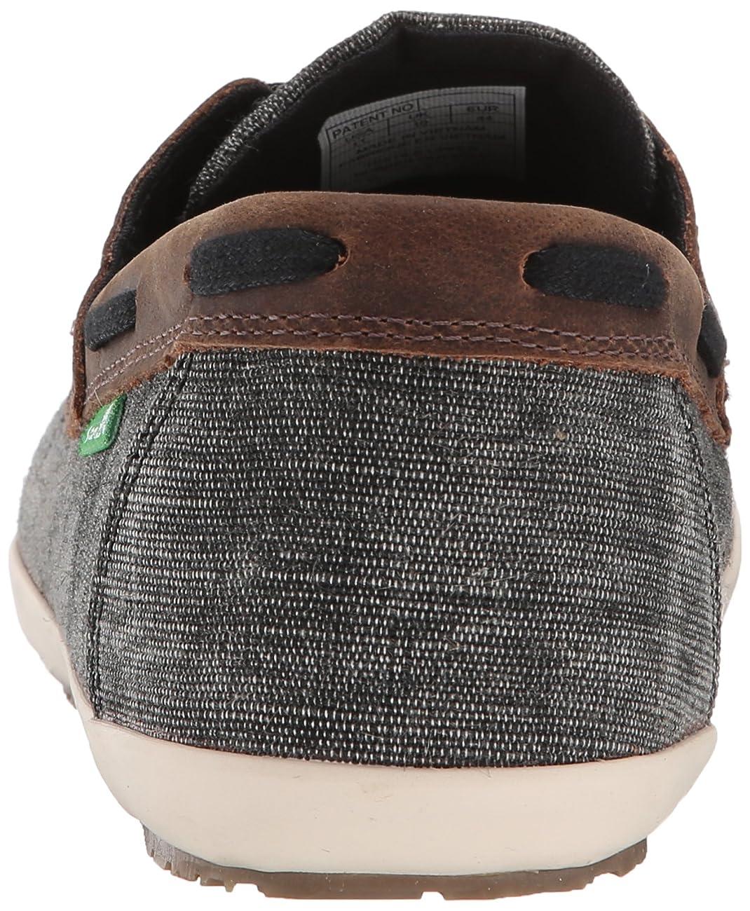 Sanuk Men's Casa Barco Vintage Boat Shoe 2