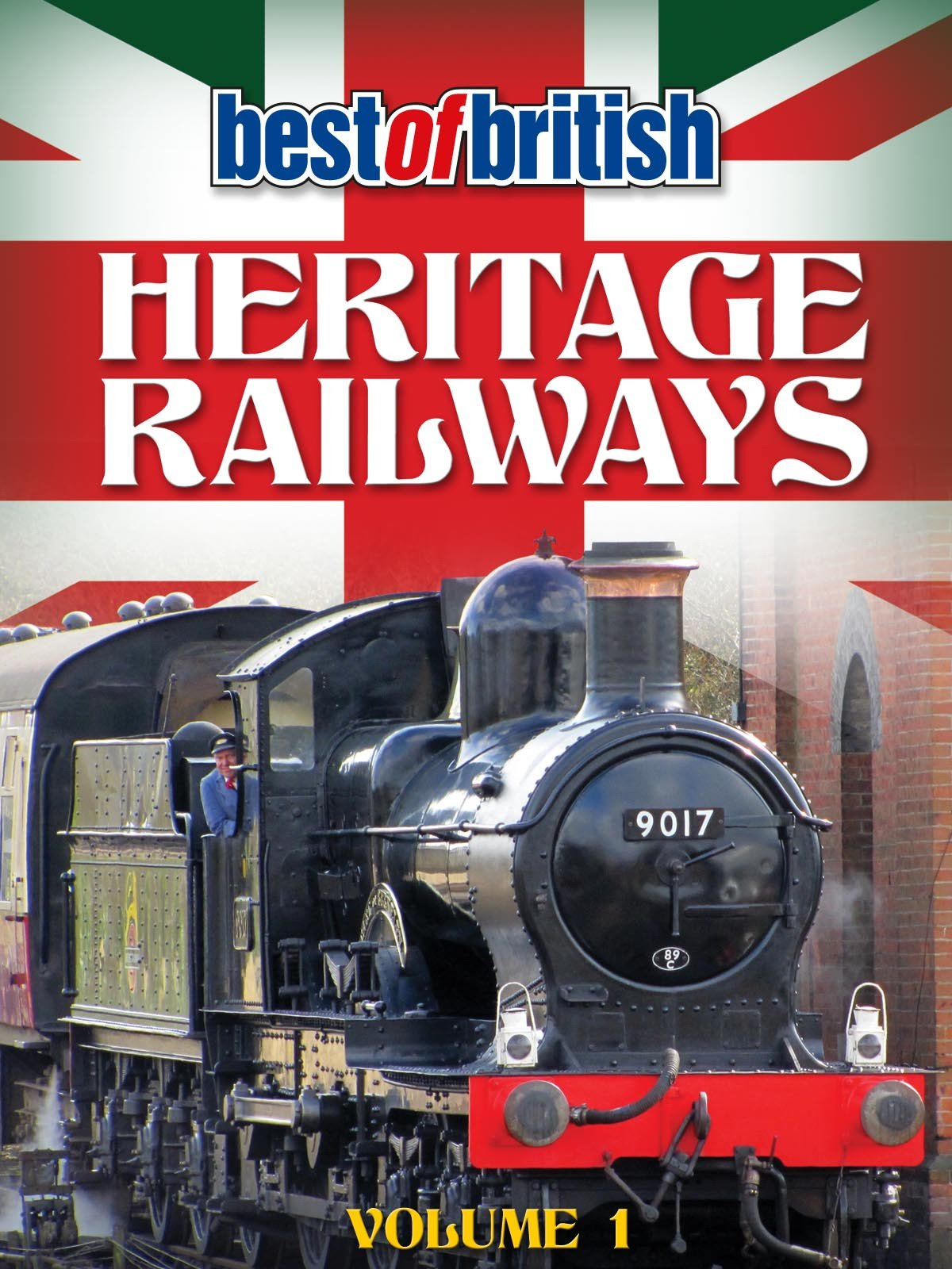 Best of British Heritage Railways Volume 1