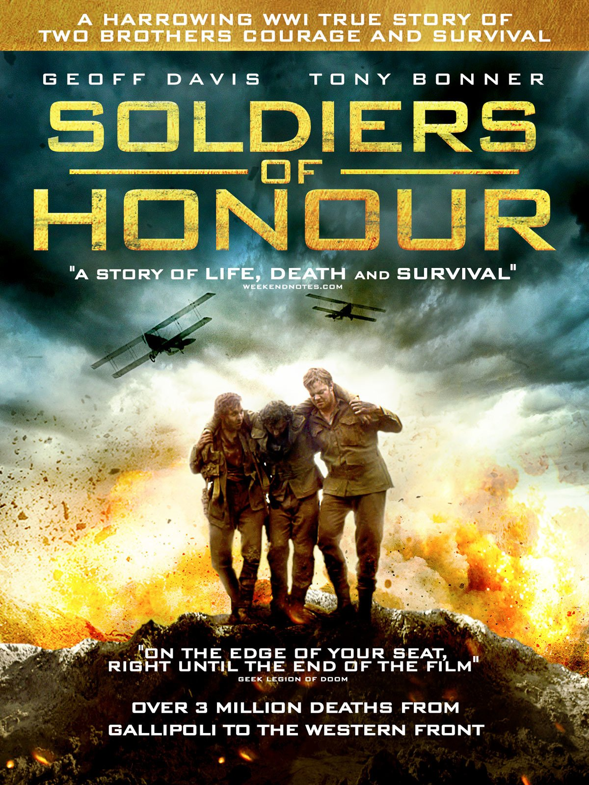 Soldiers of Honour on Amazon Prime Video UK