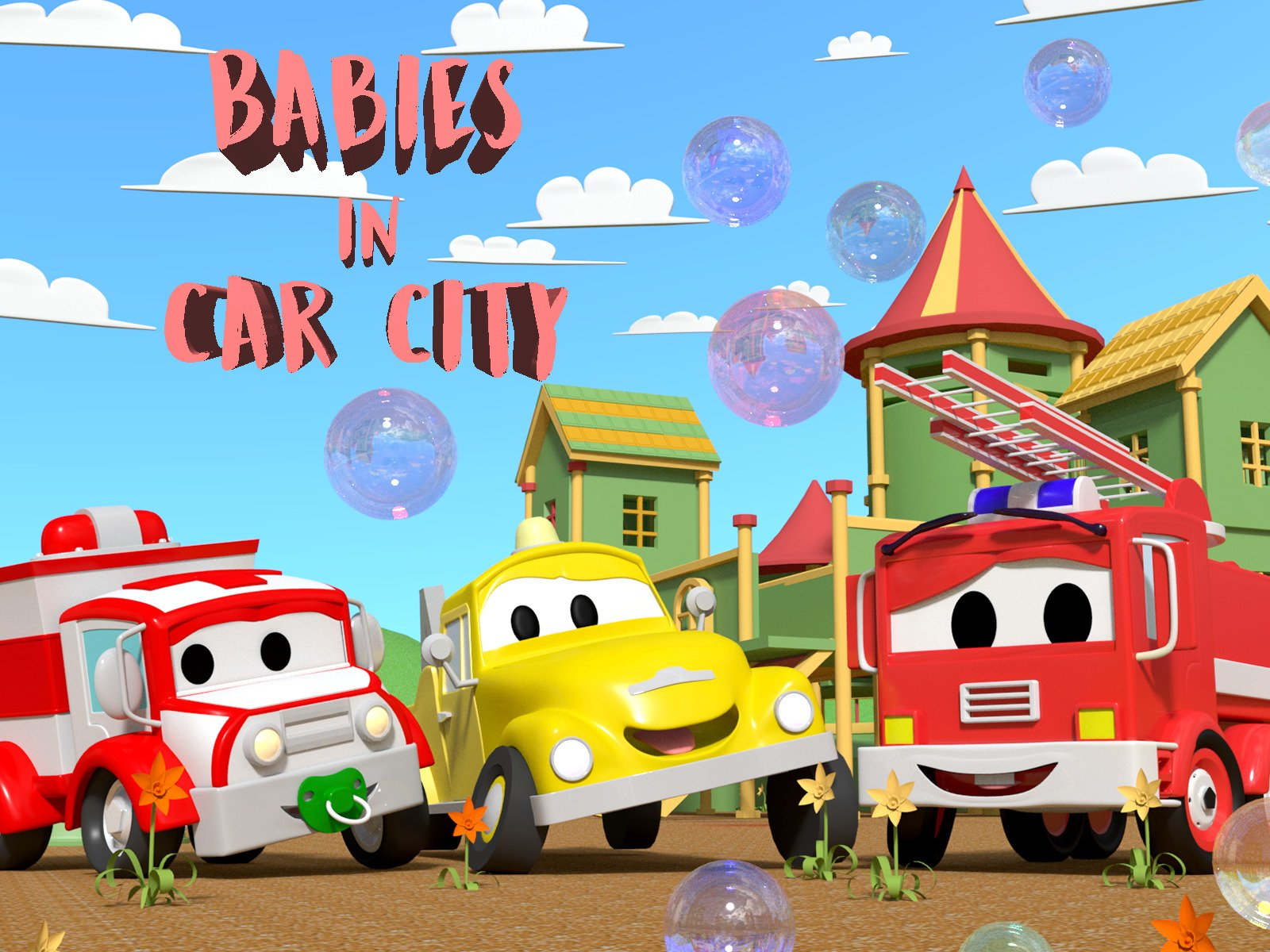 Babies in Car City on Amazon Prime Instant Video UK