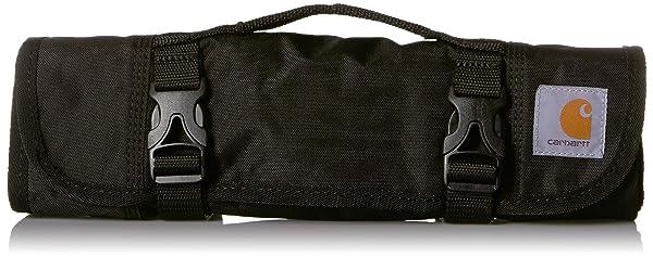 Carhartt Legacy Tool Roll, Black (Color: Black, Tamaño: One Size)