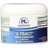Progressive Laboratories U-Tract D-Mannose Supplement, 50 Gram