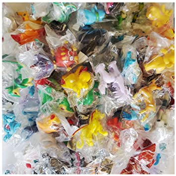 POK10-3-5 - Lot de 10 figurines Pokemon 3-5cm