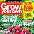Grow Your Own Magazine - from plot to plate your guide to self sufficiency in the kitchen garden