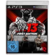 Post image for Saturn Super Sunday – z.B. WWE 13 ab 10€