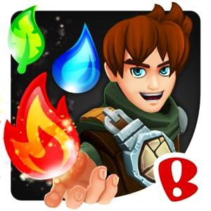 Spellfall - Puzzle Adventure from Backflip Studios Inc.