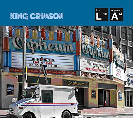 Live at Orpheum / King Crimson