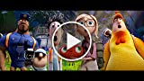 Cloudy with a Chance of Meatballs 2 - Trailer