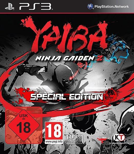 YAIBA - Ninja Gaiden Z, PS3