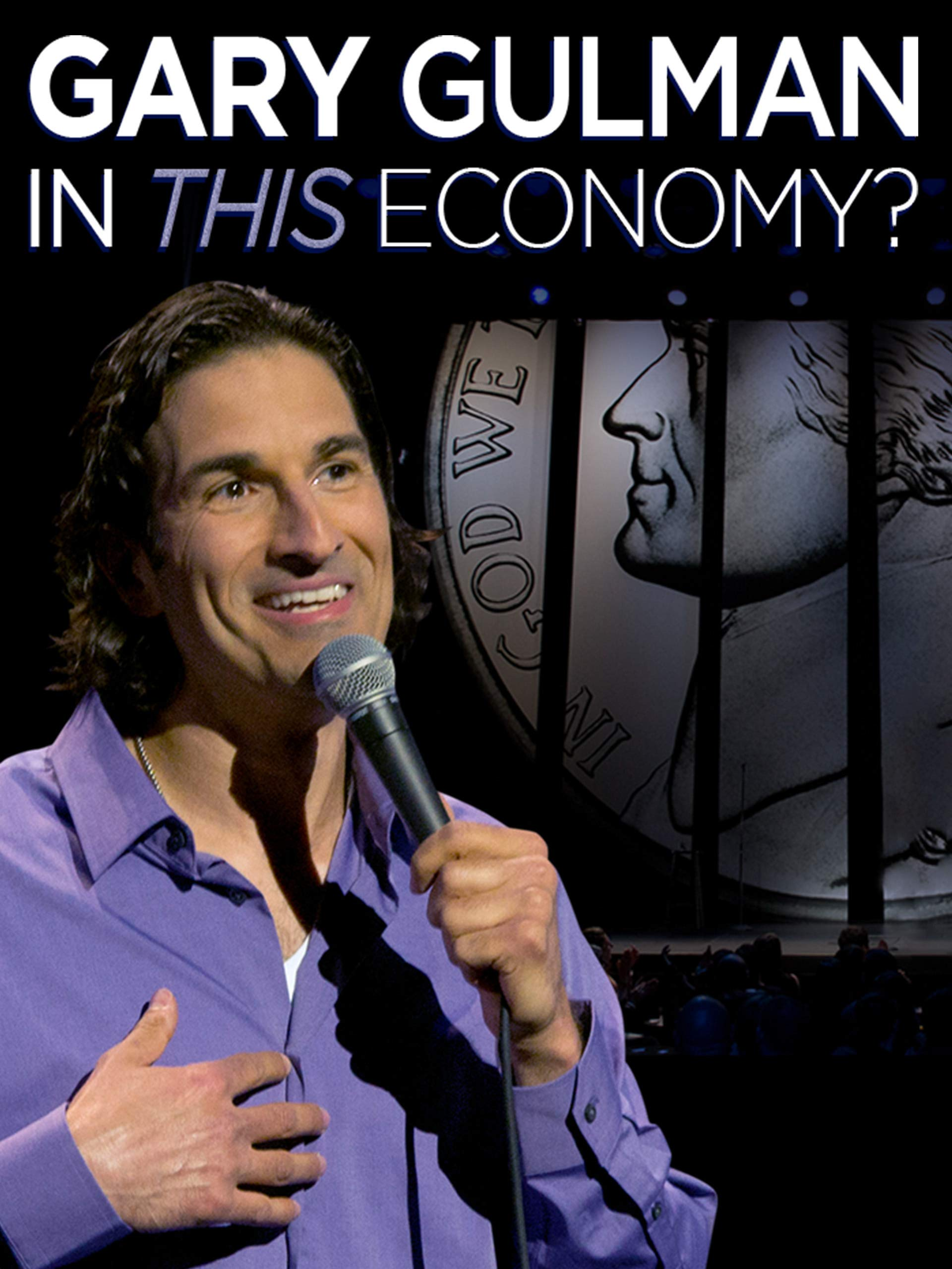 Gary Gulman: In This Economy? on Amazon Prime Instant Video UK