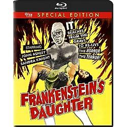 Frankenstein's Daughter (1958) (The Film Detective) [Blu-ray]