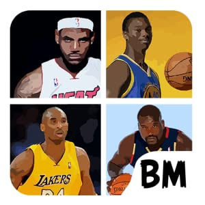 What Basketball Star ?(Kindle Tbalet Edition) from Bosphorus Mobile