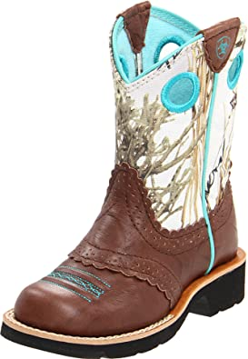 Girls' Lifestyle Ariat Fatbaby CowWestern Boot Discount Shopping Colors