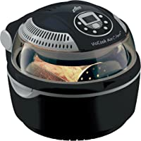 Visicook CRF5T 10L 1300W Mini Halogen Oven (Black)